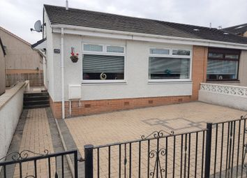 Thumbnail 2 bed semi-detached bungalow for sale in Shottskirk Road, Shotts