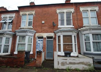 Thumbnail 2 bedroom terraced house for sale in Noel Street, Leicester