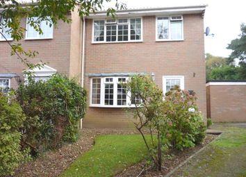 Thumbnail 3 bedroom end terrace house for sale in Hillside Mews, Corfe Mullen, Wimborne