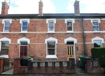 Thumbnail 2 bed terraced house to rent in Crowmere Road, Shrewsbury