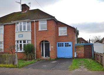 Thumbnail 4 bed semi-detached house for sale in Arwela Road, Felixstowe