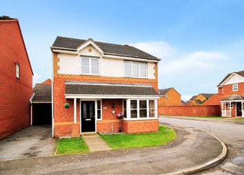 Thumbnail 3 bed detached house to rent in Upton Drive, Maple Park, Nuneaton