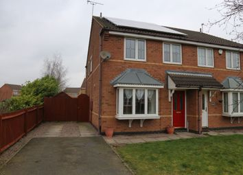 Thumbnail 3 bed semi-detached house to rent in Priestman Road, Thorpe Astley