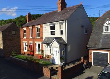 Thumbnail 3 bed semi-detached house for sale in High Street, Ffrith, Wrexham