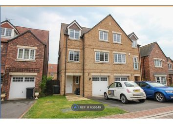 Thumbnail 4 bed semi-detached house to rent in College Court, Dringhouses, York
