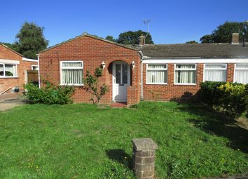Thumbnail 3 bed semi-detached bungalow for sale in Blithemeadow Drive, Sprowston, Norwich
