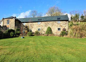 Thumbnail 5 bed barn conversion for sale in Haye Farm, Ludbrook, Ermington, Ivybridge