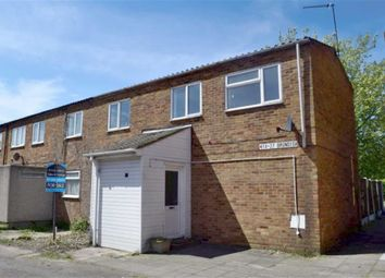 Thumbnail 3 bed end terrace house for sale in Brundish, Basildon, Essex