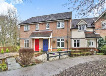 Thumbnail 2 bedroom terraced house for sale in Oatfield Close, Horsford, Norwich