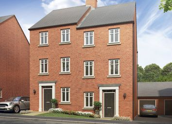 """Thumbnail 3 bedroom end terrace house for sale in """"Cannington"""" at Sandbeck Lane, Wetherby"""