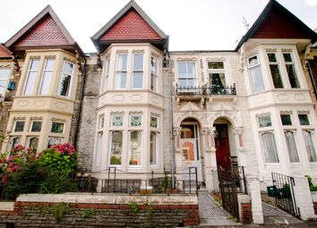 Thumbnail 4 bedroom terraced house to rent in Shirley Road, Roath, Cardiff