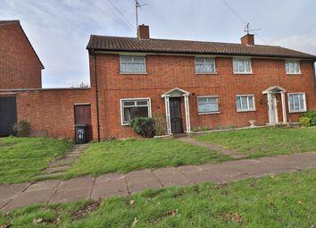 Thumbnail 4 bedroom semi-detached house to rent in Chapel Green, Northampton