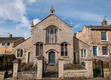 Thumbnail 2 bed terraced house for sale in Trafalgar Road, Weston, Bath