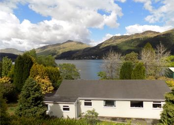 Thumbnail 4 bedroom detached bungalow for sale in Feaugh Cottage, Lochgoilhead, Argyll And Bute