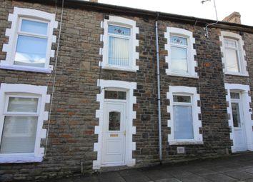Thumbnail 4 bed terraced house for sale in Stanley Street, Blackwood, Blackwood