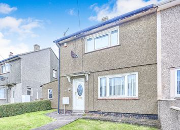 Thumbnail 2 bed semi-detached house for sale in Rutland Avenue, Whitehaven