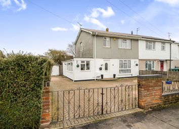 Thumbnail 4 bedroom semi-detached house for sale in Thrasher Road, Aylesbury