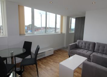 Thumbnail 2 bed flat to rent in York Towers, 383 York Road, Leeds
