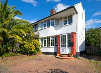 3 bed semi-detached house for sale in Brunswick Gardens, Ilford IG6