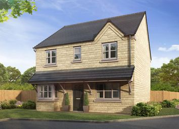 Thumbnail 4 bed detached house for sale in Plot 49, Off Waingate, Linthwaite, Huddersfield