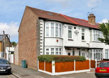Thumbnail 3 bed end terrace house for sale in Montague Avenue, Hanwell