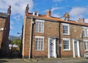Thumbnail 2 bedroom end terrace house for sale in Dale Street, Off Nunnery Lane, York