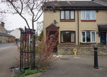 2 bed end terrace house to rent in Roman Way, Bicester OX26