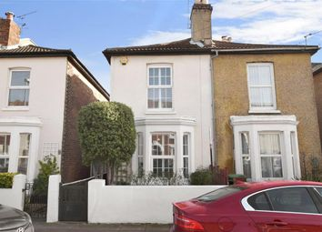 Thumbnail 3 bed semi-detached house for sale in Napier Road, Southsea, Hampshire