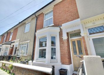 Thumbnail 3 bed terraced house for sale in Bath Road, Southsea