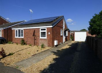 Thumbnail 2 bedroom detached bungalow for sale in Lysander Close, St. Ives, Huntingdon