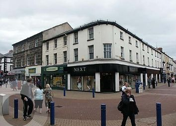 Thumbnail Retail premises for sale in High Street, Rhyl, Denbighshire
