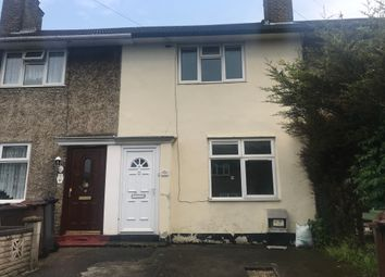 Thumbnail 2 bed terraced house to rent in Coombes Road, Dagenham