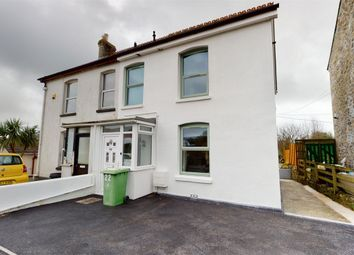 Thumbnail 2 bed semi-detached house for sale in Eddystone Road, St Austell, Cornwall