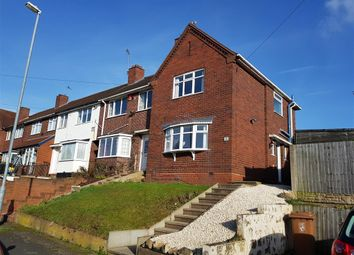 Thumbnail 2 bed semi-detached house to rent in Crome Road, Great Barr, Birmingham