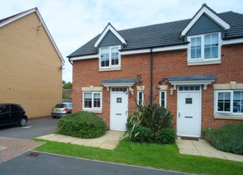 Thumbnail 2 bedroom semi-detached house for sale in Caithness Close, Orton Northgate, Peterborough