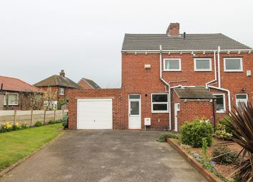 Thumbnail 2 bed semi-detached house for sale in North Road, Royston, Barnsley