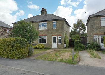 Thumbnail 3 bedroom semi-detached house for sale in Horningsea Road, Fen Ditton, Cambridge