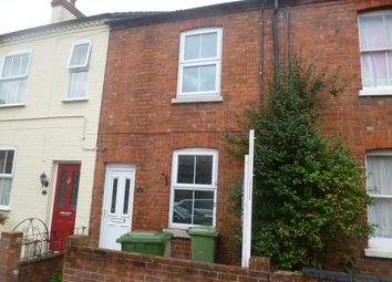 Thumbnail 2 bed terraced house to rent in Greenfield Road, Newport Pagnell