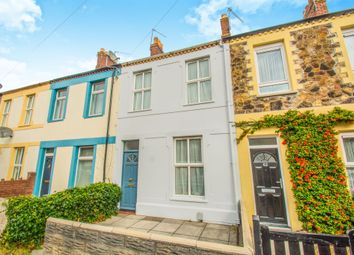 Thumbnail 3 bedroom terraced house for sale in Clifton Street, Roath, Cardiff