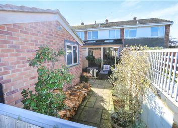 Thumbnail 2 bed terraced house for sale in Fairview Close, Romsey, Hampshire