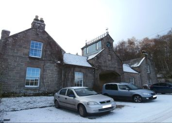 Thumbnail 1 bed flat to rent in Rothes, Aberlour
