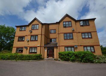 Thumbnail 1 bed flat to rent in Wimborne Crescent, Westcroft, Milton Keynes, Buckinghamshire