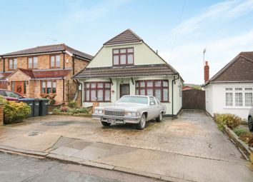 Thumbnail 4 bed bungalow for sale in Beech Avenue, Enfield