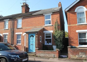 Thumbnail 2 bed end terrace house for sale in Granville Road, Colchester