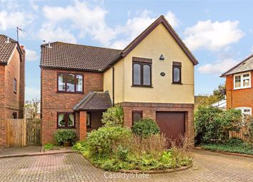 Thumbnail 4 bed detached house for sale in Watford Road, St. Albans, Hertfordshire