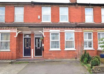 Thumbnail 3 bed terraced house for sale in Burgess Road, Sutton, Surrey