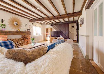 Thumbnail 4 bedroom semi-detached house for sale in Lydiard Tregoze, Swindon