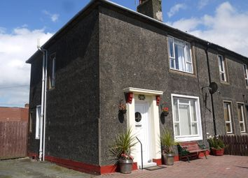 Thumbnail 3 bedroom end terrace house for sale in Woodfield Avenue, Ayr
