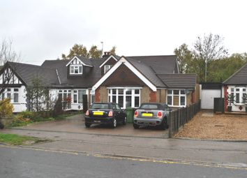 Thumbnail 4 bed bungalow to rent in Ladbrooke Drrive, Potters Bar