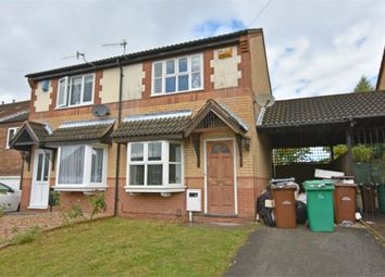 Thumbnail 2 bedroom end terrace house to rent in Rigley Drive, Top Valley, Nottingham